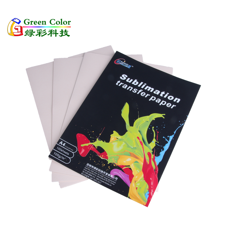 New Arrival: Sublimation Transfer Paper